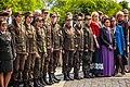 Гвардійки взяли участь у відкритті фотовиставки «Матері героїв» 3492 (27013526276).jpg