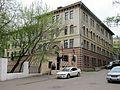 Дом 3А по Хитровскому переулку — поликлиника Федеральной службы безопасности РФ № 2 - panoramio.jpg