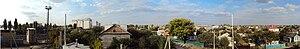 Mikhaylovka, Volgograd Oblast - Image: Завокзальная застройка