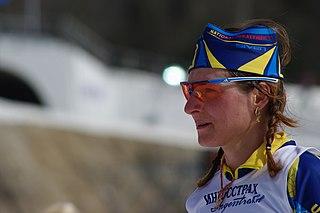 Oleksandra Kononova Ukrainian para-alpine skier