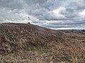 Ктрест на северо-западном бастионе Кирилловской крепости - panoramio.jpg