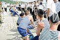 Курсанти факультету Військово-Морських Сил провели змагання з курсантами Військової академії міста Одеса (27713995882).jpg