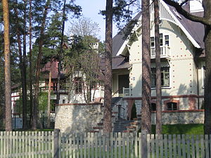 Mežaparks - Image: Межапарк2