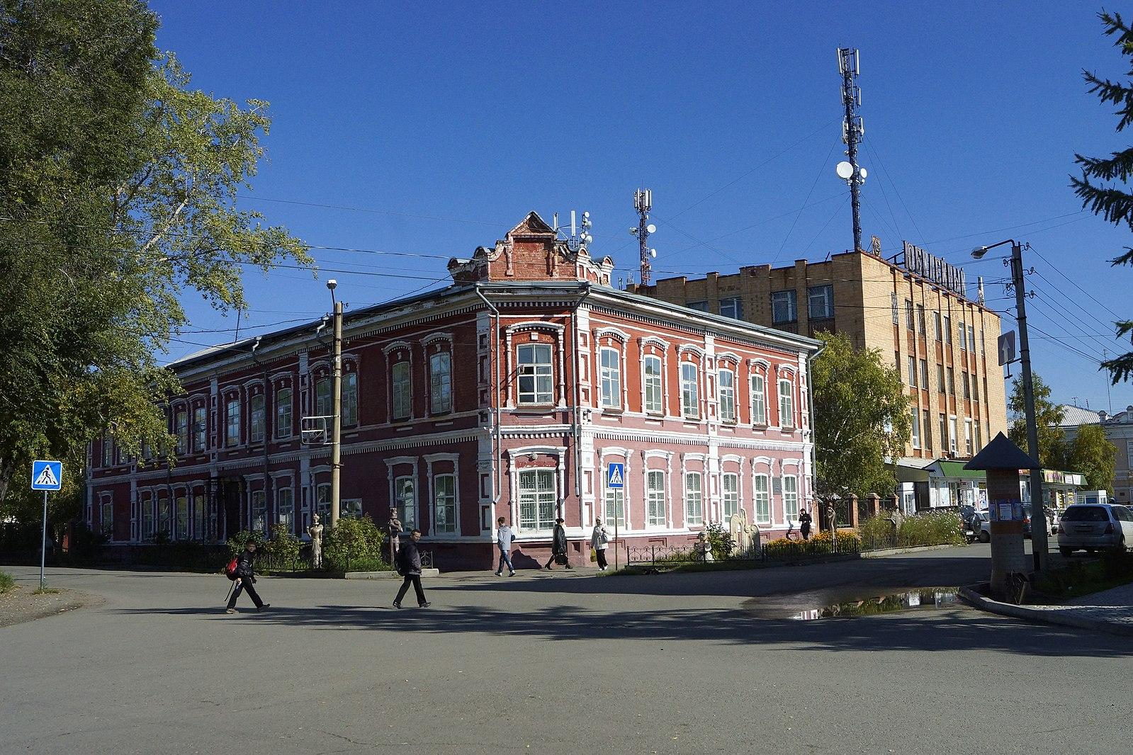 Минусинск картинки города