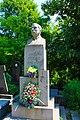 Могила Лисенка М. В., композитора Байкове.JPG