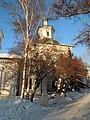 Монастырь Знаменский, с погостом, улица Ангарская, 14, Иркутск, Иркутская область.jpg