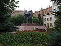 Пам'ятник робітникам заводу «Прогрес», які загинули під час Великої Вітчизняної війни..jpg