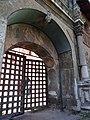 Парадные (святые) врата с фрагментами росписи Крутицкое подворье Москва.JPG