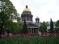 Санкт-Петербург, Исаакиевский собор..JPG