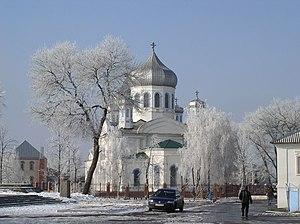 Kantemirovsky District - Trinity Church, Kantemirova, Kantemirovsky District