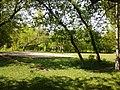 Спортплощадка у 2-го Короленковского пруда - panoramio.jpg