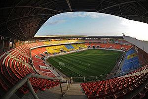 Sumy - Yuvileiny Stadium