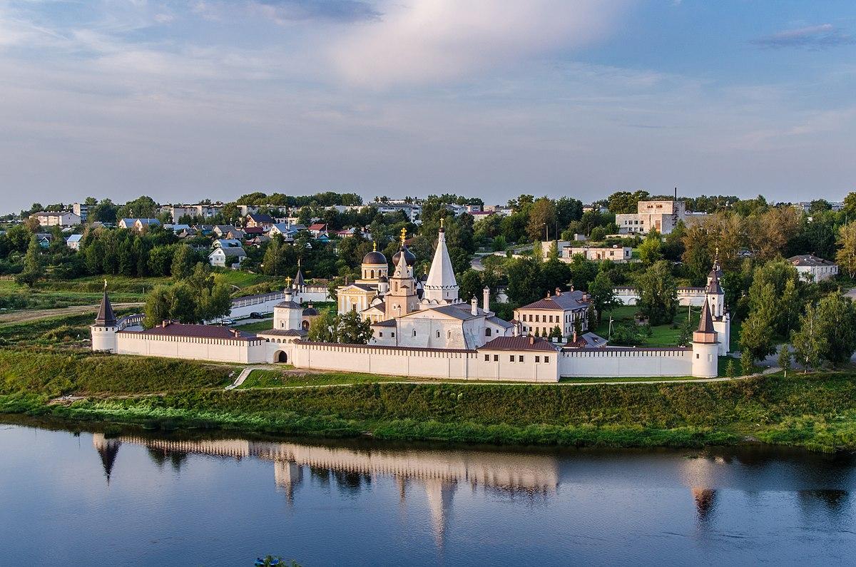 Достопримечательности города Старица (Тверская область)