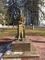 Статуя В.И. Абаев, Цхинвал, Южная Осетия.jpg