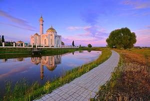 "Sterlitamaksky District - Mosque ""Sufi"", Sterlitamaksky District"