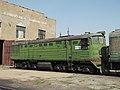 ТЭ3-7601, Казахстан, Карагандинская область, депо КПТУ (Trainpix 34386).jpg