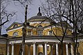 Усадьба Дурасова, Люблино, господский дом, ротонда.JPG