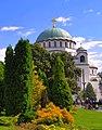Храм Светог Саве, Београд (Cathedral of Saint Sava) - panoramio (2).jpg