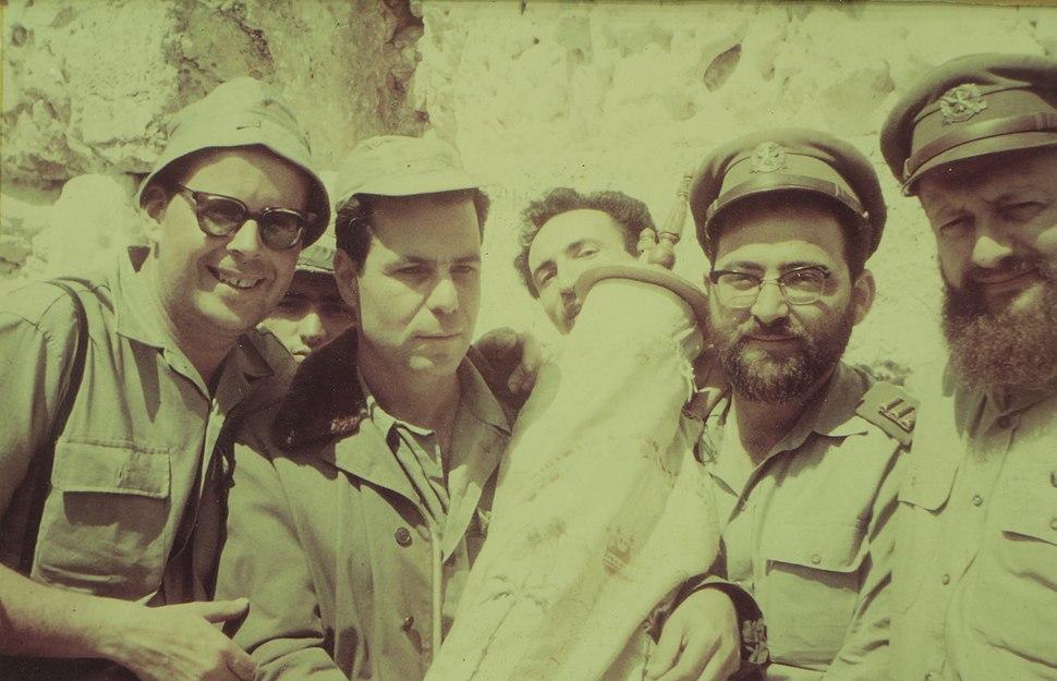 הכותל - מלחמת ששת הימים