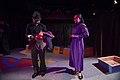 نمایش مذهبی بگو حرام محصول گروه تئاتر طراوت در قم به روی صحنه رفت taravat theater group - qom city- Iran Country 01.jpg