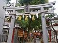 八坂神社 寝屋川市八坂町 2012.12.17 - panoramio.jpg