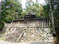 八幡神社 下市町伃邑(津越) Hachiman-jinja, Yomura 2011.4.21 - panoramio.jpg