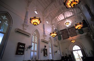 University Hall (University of Hong Kong) - Dining Hall of University Hall