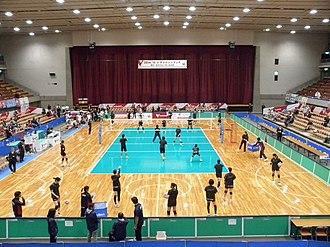 Yokohama Cultural Gymnasium - Arena