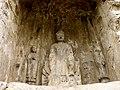 洛阳龙门石窟,Luo Yang Dragon Gate Grottoes - panoramio (7).jpg