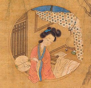 Li Xiangjun Courtesan, singer, and musician during the Ming dynasty