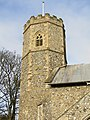 -2019-01-14 Bell tower, Saint Michael and All Angels, Sidestrand.JPG