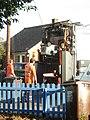 -2019-09-03 Waste collection lorry, Broadwood Close, Trimingham (2).JPG