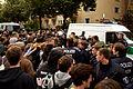 -Ohlauer Räumung - Protest 27.06.14 -- Lausitzer - Reichenberger Straße (14342800807).jpg