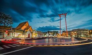Phra Nakhon District Khet in Bangkok, Thailand
