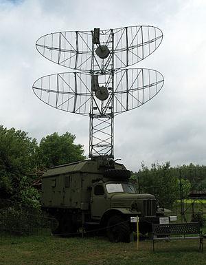 P-15 radar - P-15 Radar