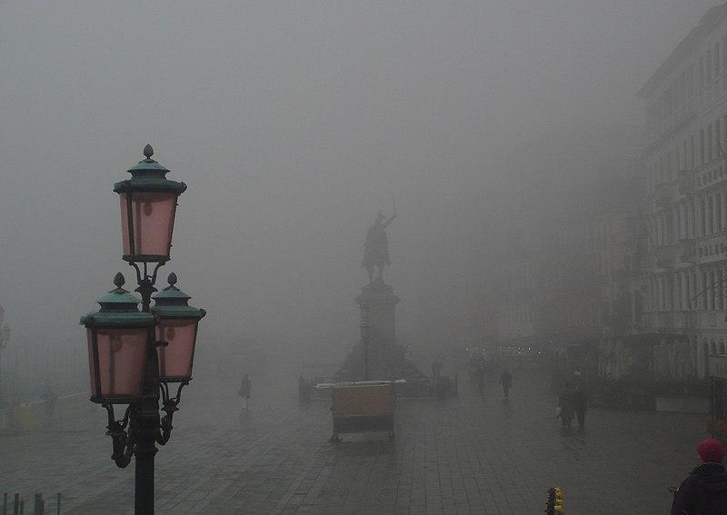Gray Venice