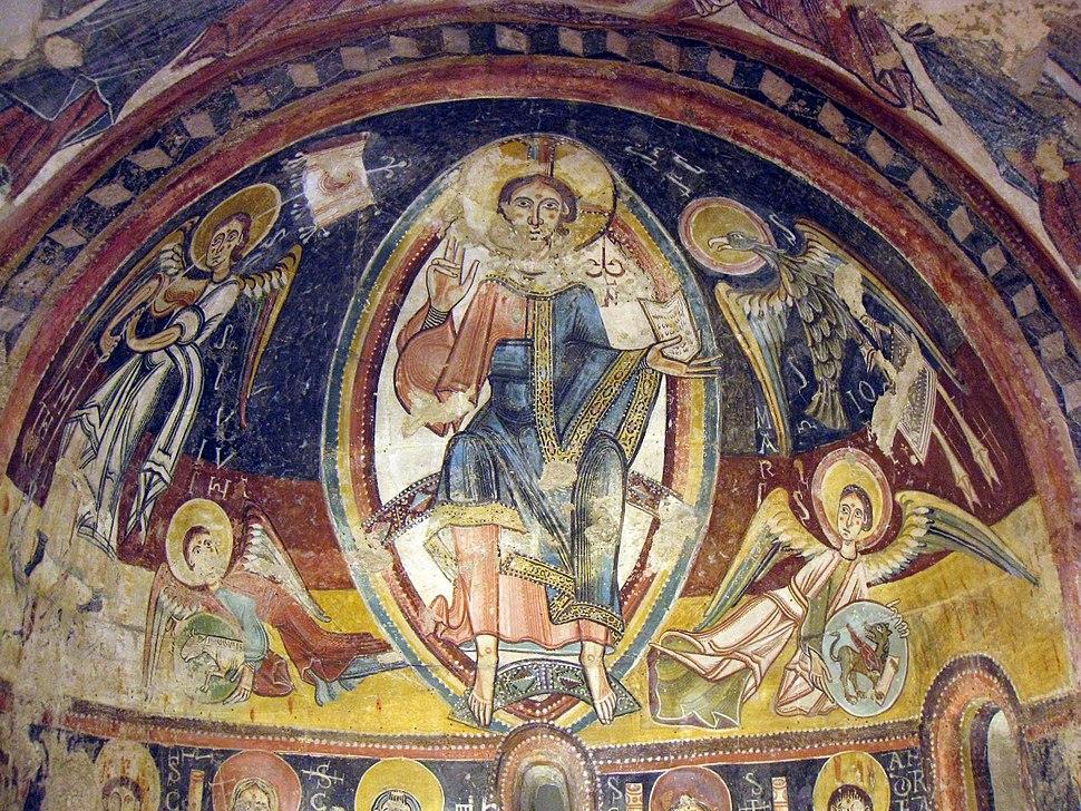 065 Absis de Sant Miquel d'Engolasters
