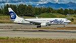 07122015 Alaska Airlines N549AS B738 PANC FLARE NAEDIT (40871369872).jpg
