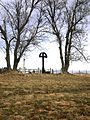 07 Cmentarze pod Bochnią nr 336 Gierczyce - luty 2014 (23).JPG