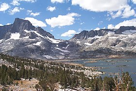 Image illustrative de l'article John Muir Trail