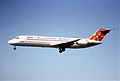 101br - MAT Macedonian Airlines DC-9-32; Z3-ARE@ZRH;01.08.2000 (5669095747).jpg