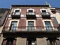 104 Edifici a la muralla de Sant Antoni, 109 (Valls).jpg