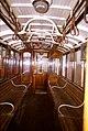 105R24170683 Strassenbahnremise Rudolfsheim, Museumsfahrzeuge, Typ G, innen.jpg
