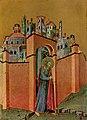 10 Andrea di Bartolo. Joachim Leaving the City. c. 1400, Keresztény Múzeum, Esztergom.jpg