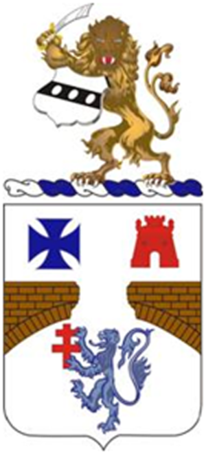 112th Infantry Regiment (United States) - Coat of arms