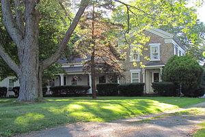Chase Cobblestone Farmhouse - Image: 1191 Manitou Rd 02