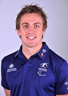 Matt Cowdrey Australian swimmer and politician
