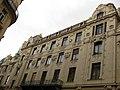 146 Obecní Dům (Casa Municipal), façana del carrer U Prašné Brány.jpg