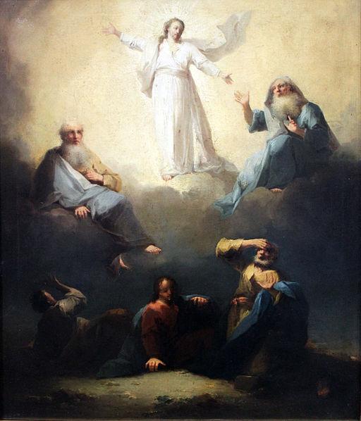 1760 Trautmann Verklärung Christi anagoria