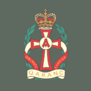 Queen Alexandra's Royal Army Nursing Corps - Cap Badge of the QARANC